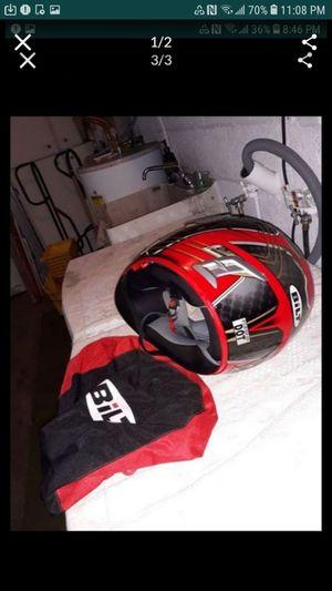 New BiLT Motorcycle helmet Size L for Sale in Glendale, AZ