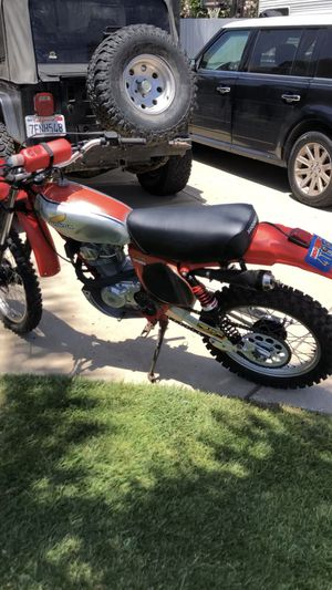 Honda cr125 vintage enduro for Sale in El Cajon, CA