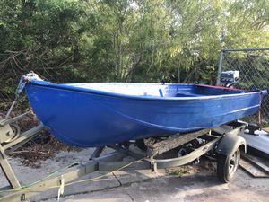 12ft sea nymph jon boat for Sale in Orlando, FL