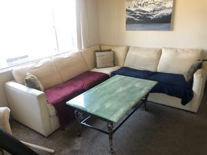 Large L-couch for Free for Sale in Oakland, CA