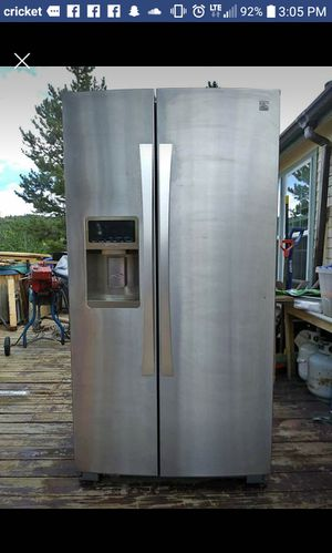 Kenmore refrigerator for Sale in Black Hawk, CO