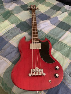 Epiphone Bass Guitar for Sale in Santa Maria, CA