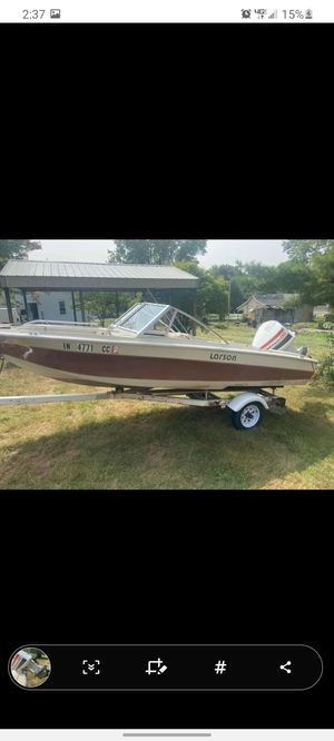 1982 Larson boat for Sale in Mount Airy, MD