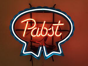 Pabst Neon for Sale for sale  Hiram, GA