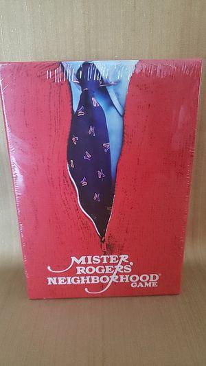 NEW Mister Rogers Neighborhood Game for Sale in Garden Grove, CA
