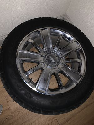 Chevy rims for Sale in Houston, TX