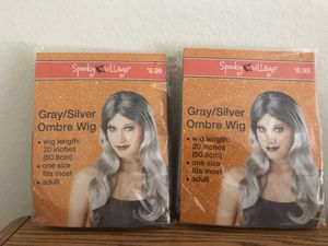 Assortment of wigs (new) for Sale in Temecula, CA