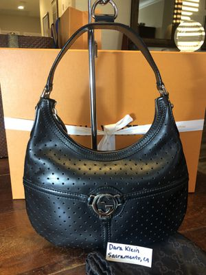 Gucci Leather Hobo for Sale in Sacramento, CA