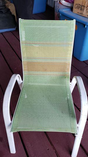 Kid Size Lawn Chair for Sale in Santa Fe Springs, CA