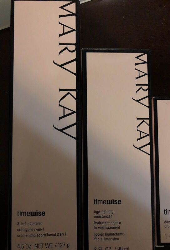 Mary Kay time wise sets!