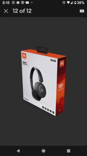 JBL T460BT Wireless On-ear Bluetooth Headphones for Sale in Tampa, FL
