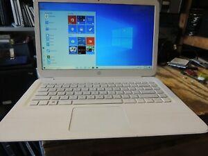 2020 HP LAPTOP INTEL QUAD CORE 4GB RAM 128GB SSD HDMi WEBCAM OFFICE ZO for Sale in Fresno, CA