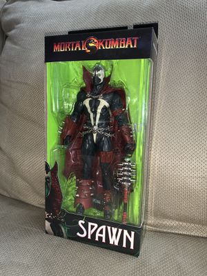 McFarlane Spawn with Mace weapon MK 11 Mortal Kombat for Sale in Fremont, CA