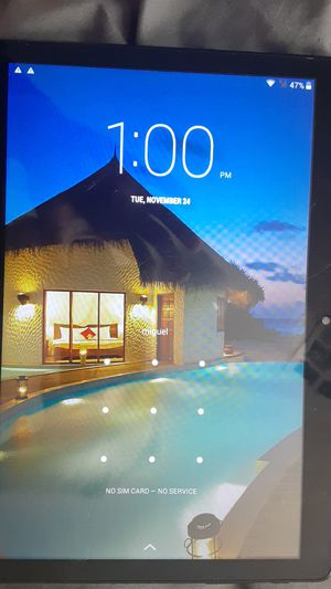 Notepad K10 Tablet, 10 inch Android Tablet for Sale in Las Vegas, NV
