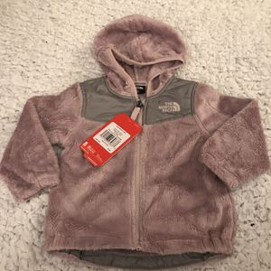 The North Face infant Osso hoodie jacket size 12-18months - NEW for Sale in Falls Church, VA