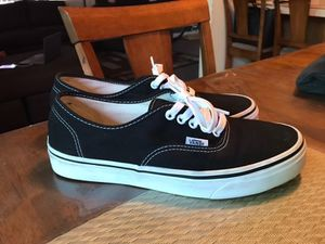 Authentic Vans Size 9 for Sale in Anaheim, CA