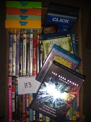 113 ALL GENRE MOVIES for Sale in Mesa, AZ