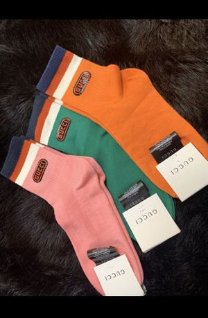 Gucci Socks set of 3 for Sale in Columbia, MD