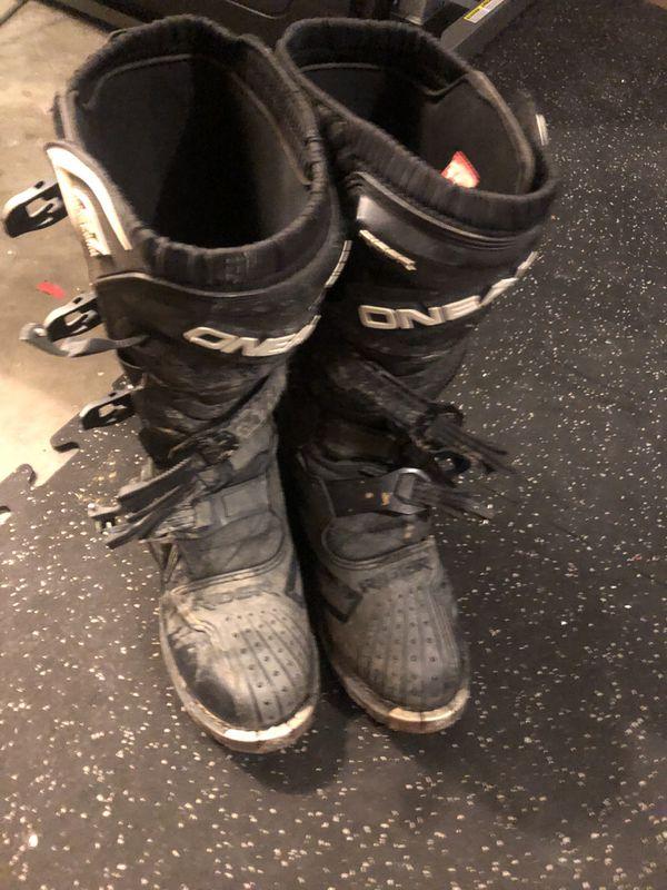 O'Neil riding boots