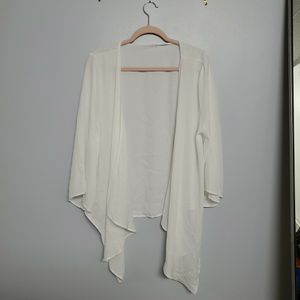 WHITE CARDIGAN for Sale in Queens, NY