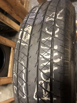Single (1) ST 225 75 15 trailer tire for only $38 with FREE INSTALL!!! for Sale in Lakewood, WA