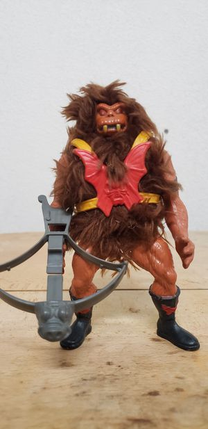 Grizzlor 80's He-Man vintage action figure for Sale in Lake Elsinore, CA