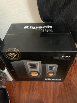 Klipsch speackers for Sale in Miami Beach, FL