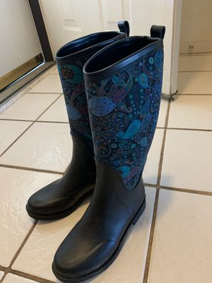 UGG full length rain boots! Size 5, slightly used-worn 3 times! for Sale in Federal Way, WA