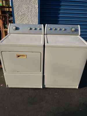 Washer and dryer in working conditions delivery available for Sale in Long Beach, CA