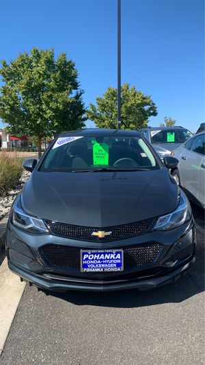 2018 Chevrolet Cruze LT for Sale in Capitol Heights, MD