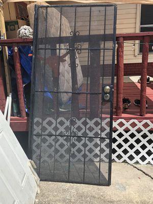 Gated door. for Sale in San Antonio, TX