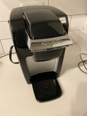 keurig k15 single serve coffee maker for Sale in Los Angeles, CA