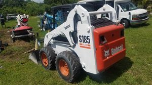 Bobcat Skid Steer model S185 turbo diesel with bucket ready to work for Sale in Miramar, FL