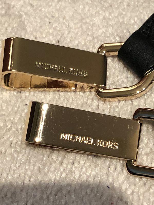 Michael Kors leather purse strap