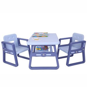 Kids Table and Chairs Set For Toddler Activity Indoor Living Room Bedroom for Sale in Santa Clarita, CA