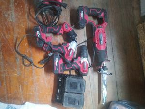 Hyper tough cordless tools for Sale in New Whiteland, IN