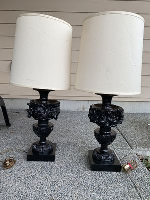 Antique Lamps for Sale in Seattle, WA
