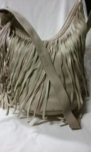 CHARMING CHARLIE Crossbody Fringed Bag for Sale in Murrells Inlet, SC