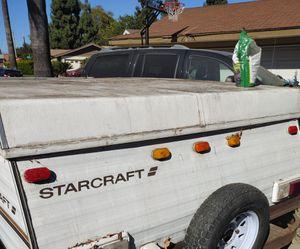 Starcraft pop up trailer camper for Sale in Whittier, CA