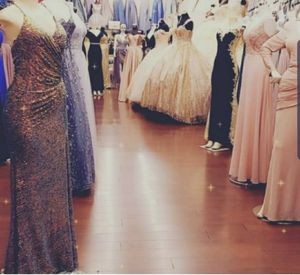 Brand New Evening Dresses, Prom,Quincenera, Wedding Dresses. All 75% off for Sale in Los Angeles, CA