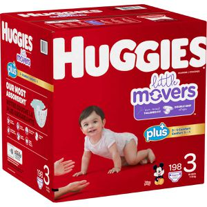 Diapers; Huggies Size 3 for Sale in Las Vegas, NV