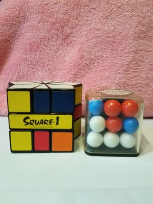 Puzzles brain teaser lot for Sale in Toledo, OH