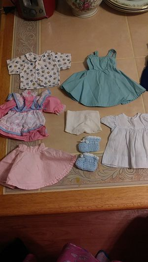 7 Pc. BABY DOLL CLOTHING for Sale in Baltimore, MD
