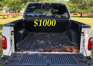 🎁$1,OOO URGENT For sale 2002 Ford F150 XLT 4X4, V8 runs and drives excellent. 87K Miles.🎁 for Sale in Washington, DC