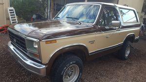 1984 Ford Bronco 4x4 for Sale in Vernon, AZ