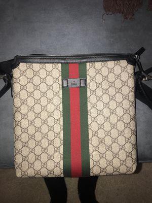 Gucci man side bag for Sale in Laurel, MD