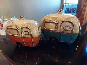 Camper Canister Set (2) for Sale in Phoenix, AZ