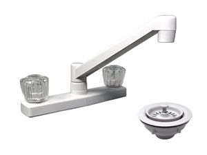 **BRAND NEW** Non-metal Kitchen Faucet w/ Strainer for Sale in Santa Fe Springs, CA