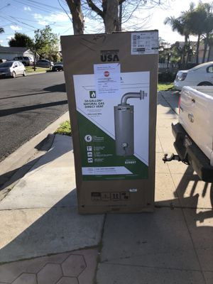 Hot water heater. New in box for Sale in Inglewood, CA