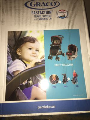 Graco stroller & car seat for Sale in Virginia Beach, VA